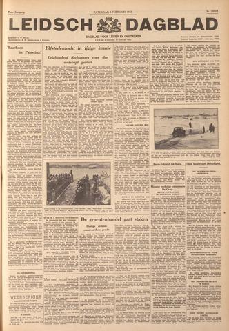 Leidsch Dagblad 1947-02-08