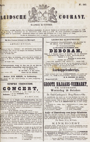 Leydse Courant 1879-10-20