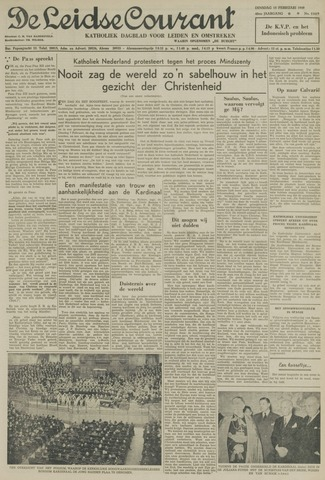 Leidse Courant 1949-02-15