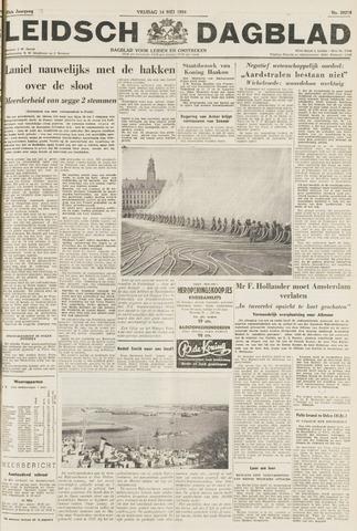 Leidsch Dagblad 1954-05-14