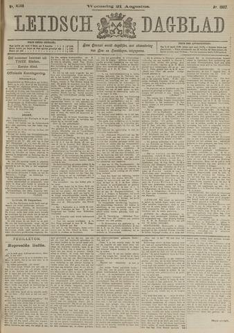 Leidsch Dagblad 1907-08-21