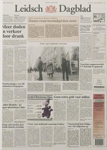 Leidsch Dagblad 1994-02-01
