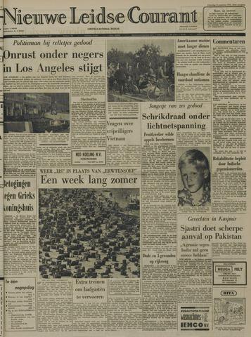 Nieuwe Leidsche Courant 1965-08-14