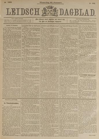 Leidsch Dagblad 1902-01-13