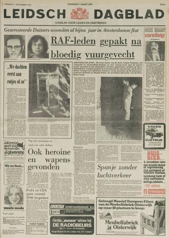 Leidsch Dagblad 1977-11-11