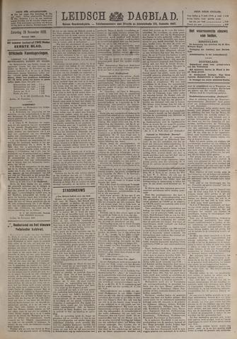 Leidsch Dagblad 1920-11-20