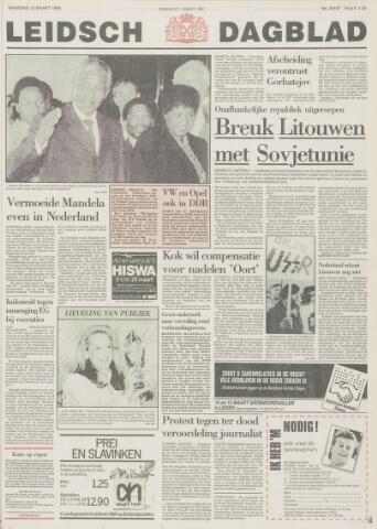 Leidsch Dagblad 1990-03-12