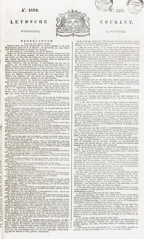 Leydse Courant 1839-10-23