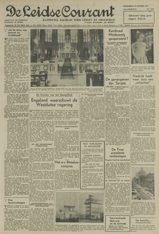 Leidse Courant 1950-01-18