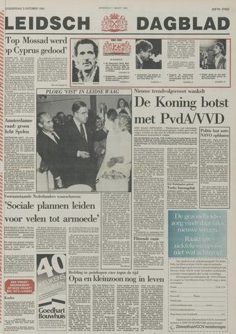 Leidsch Dagblad 1985-10-03
