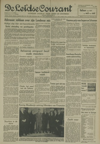 Leidse Courant 1959-11-20