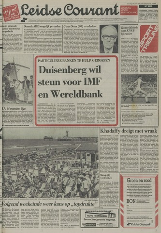 Leidse Courant 1984-04-24