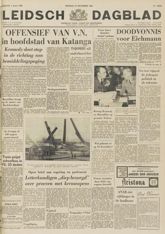 Leidsch Dagblad 1961-12-15
