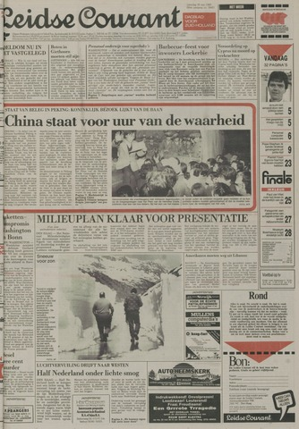 Leidse Courant 1989-05-20