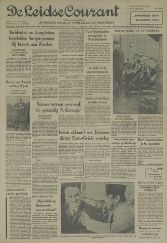 Leidse Courant 1964-06-23