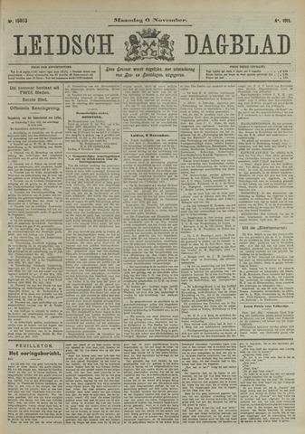 Leidsch Dagblad 1911-11-06