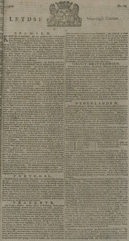 Leydse Courant 1729-10-10