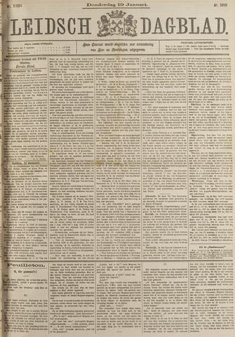 Leidsch Dagblad 1899-01-19