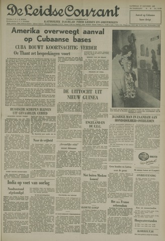 Leidse Courant 1962-10-27