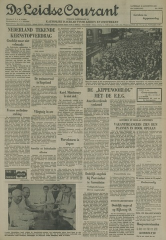 Leidse Courant 1963-08-10