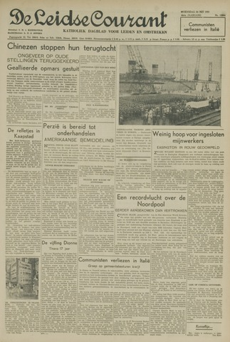Leidse Courant 1951-05-30