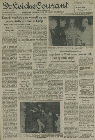 Leidse Courant 1963-10-24