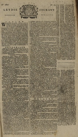 Leydse Courant 1807-06-10