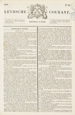 Leydse Courant 1852-07-14