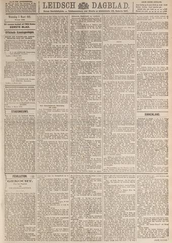 Leidsch Dagblad 1919-03-05
