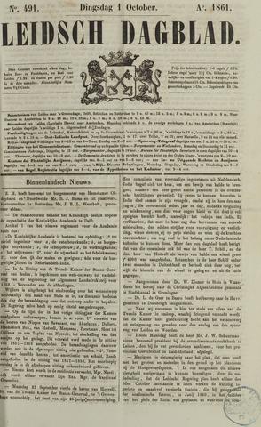 Leidsch Dagblad 1861-10-01