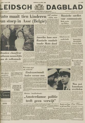 Leidsch Dagblad 1966-04-26