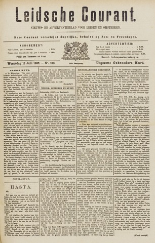 Leydse Courant 1887-06-15
