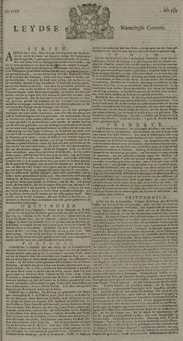 Leydse Courant 1727-11-24