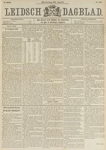 Leidsch Dagblad 1894-04-30