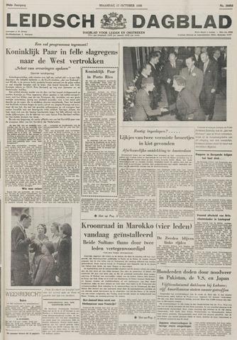 Leidsch Dagblad 1955-10-17