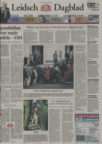 Leidsch Dagblad 2004-03-25