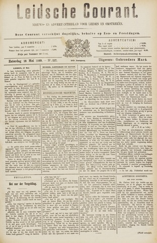 Leydse Courant 1889-05-18