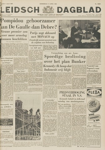 Leidsch Dagblad 1962-04-12