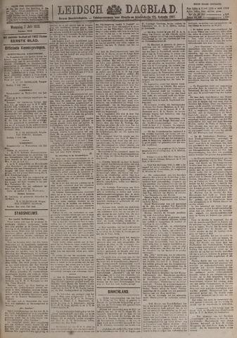 Leidsch Dagblad 1920-07-07
