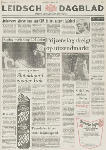 Leidsch Dagblad 1977-12-05