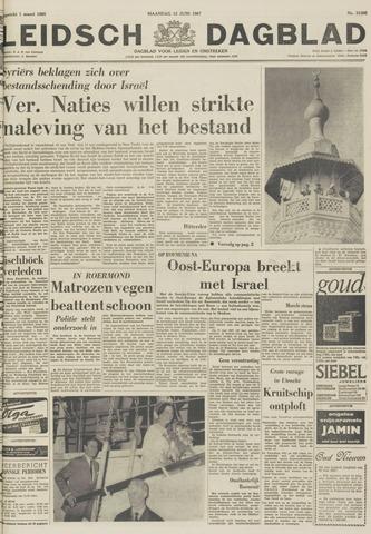 Leidsch Dagblad 1967-06-12