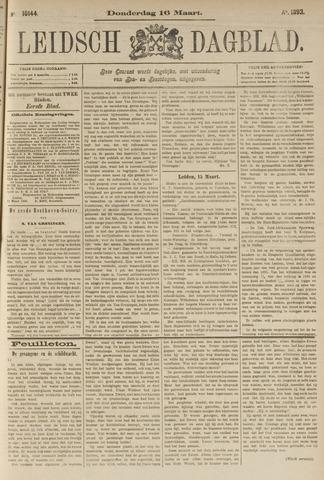 Leidsch Dagblad 1893-03-16