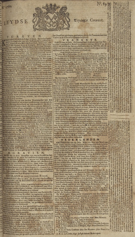Leydse Courant 1760-07-25