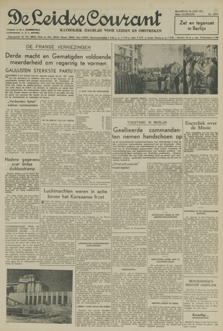 Leidse Courant 1951-06-18