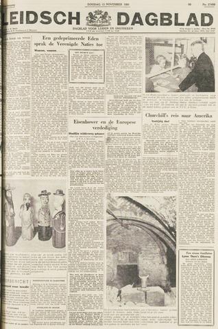 Leidsch Dagblad 1951-11-13