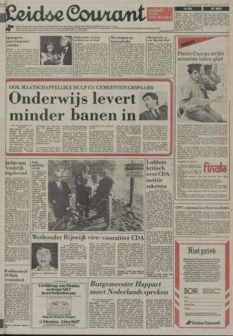 Leidse Courant 1983-02-05