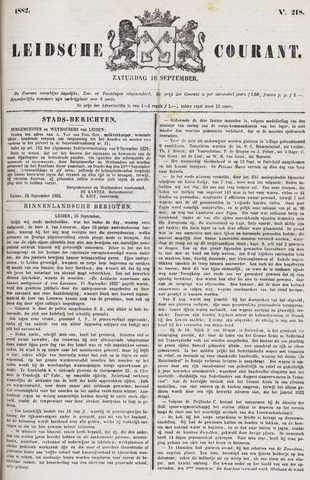 Leydse Courant 1882-09-16