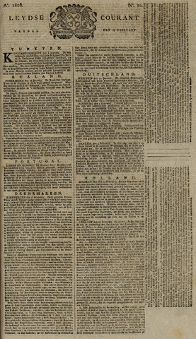 Leydse Courant 1808-02-19