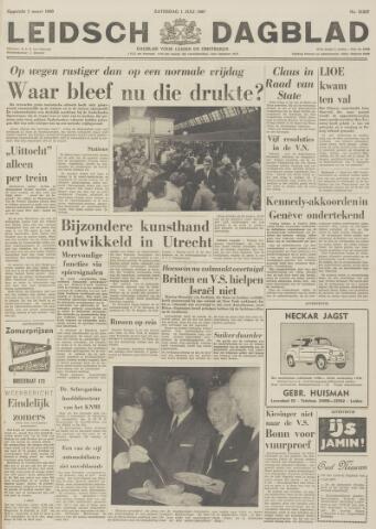 Leidsch Dagblad 1967-07-01