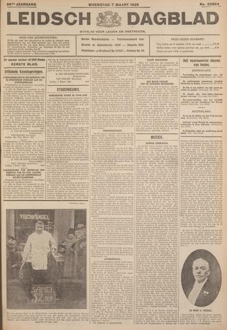 Leidsch Dagblad 1928-03-07